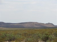 20 Ac Foreclosure Only $145/Mo : Sierra Blanca : Hudspeth County : Texas