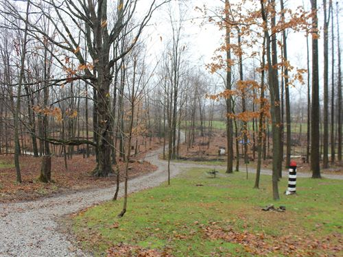 Stub Rd - 12 Acres : Fredericktown : Knox County : Ohio