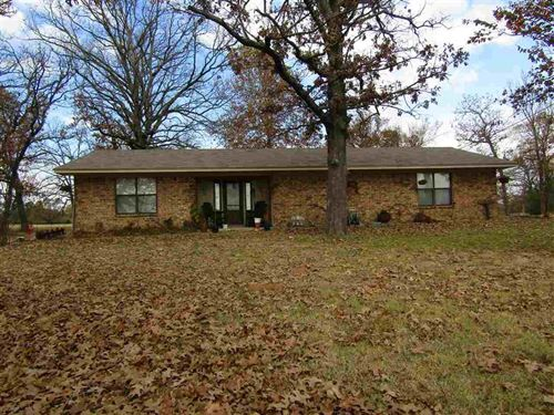 Home With Land : Powderly : Lamar County : Texas