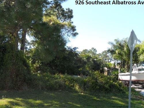St Lucie County, Fl $35,000 Neg : Port St Lucie : Saint Lucie County : Florida