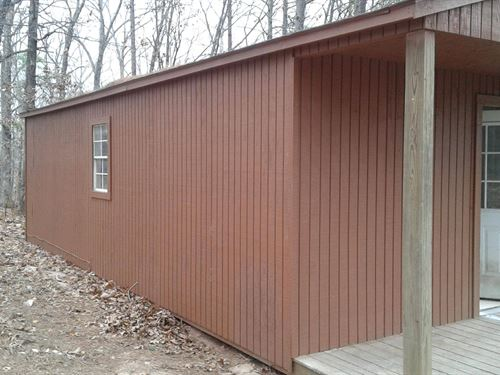 3.2 Acres, Cabin, Electric : Birch Tree : Shannon County : Missouri