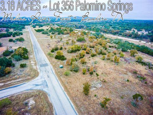 3.18 Acres In Bandera County : Bandera : Texas