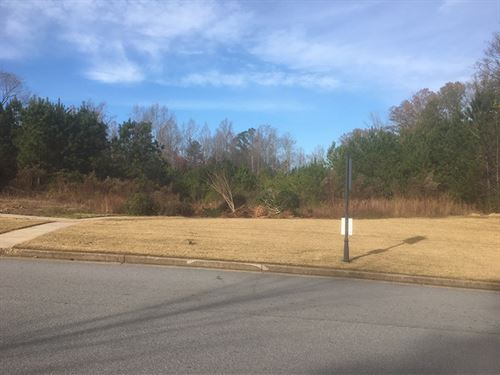 9.846+/- Ac. Commercial Land : Lithia Springs : Douglas County : Georgia