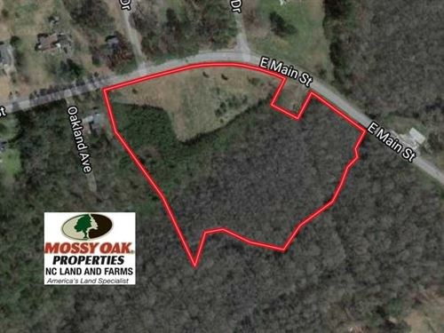 8.5 Acres of Land For Sale in Wash : Plymouth : Washington County : North Carolina