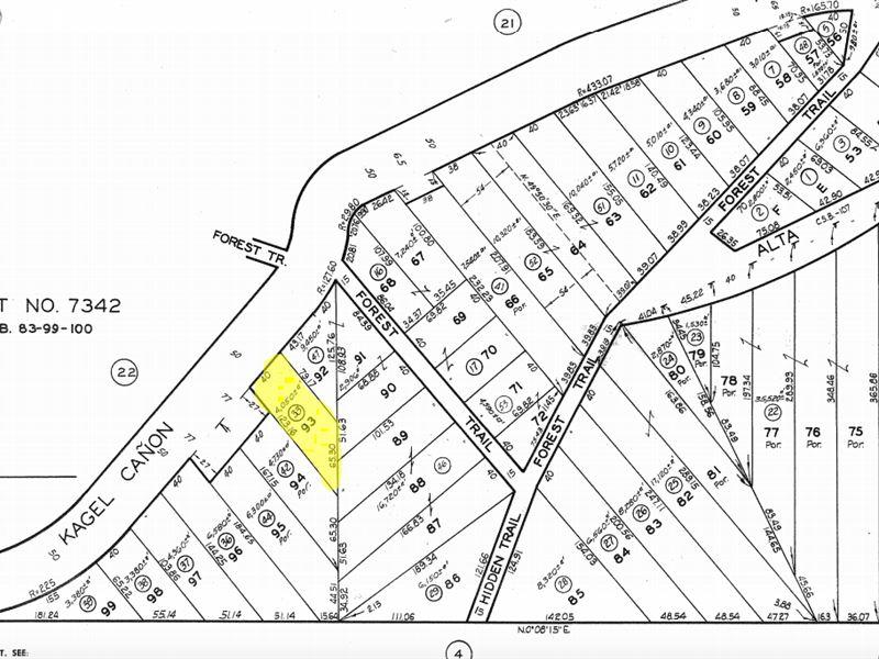 09 Acres In Sylmar Ca Lot For Sale By Owner Sylmar Los