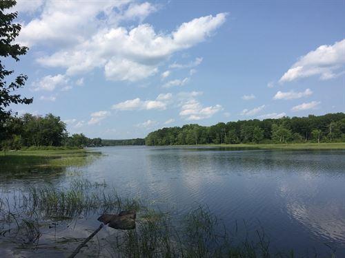 Dimone Lot Horseshoe Pond : Litchfield Corners : Kennebec County : Maine