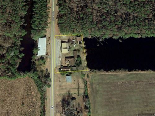 Carawan's Sportman Lodge : Swanquarter : Hyde County : North Carolina