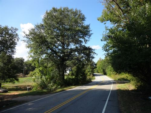 9.64 Acres - Off Brushy Creek : Taylors : Greenville County : South Carolina