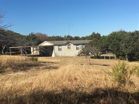 5 Scenic Acres With Home : Bluff Dale : Erath County : Texas