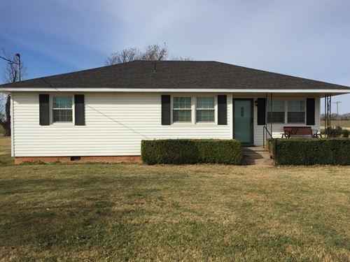 Quaint Country Home With Upgrades : Foss : Oklahoma County : Oklahoma