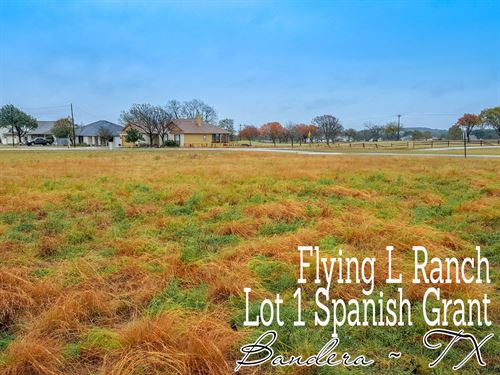 .27 Acres In Bandera County : Bandera : Texas