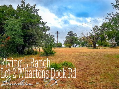 .20 Acres In Bandera County : Bandera : Texas