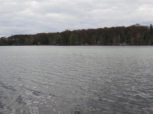 Lakefront Beauty : Irons : Lake County : Michigan