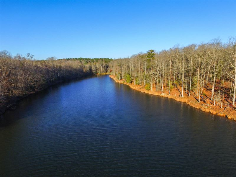 6 Acre Residential Tracts On Lake Lot For Sale Greer