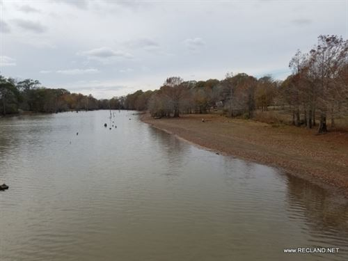 4 Lots On Boeuf River : Hebert : Caldwell Parish : Louisiana