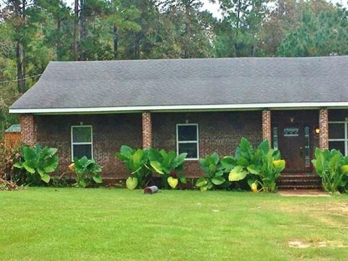 House For Sale North Pike School Di : McComb : Pike County : Mississippi