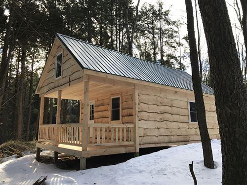 Camp Cherry Ridge : Williamstown : New York County : New York