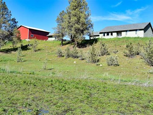 Peterson Place 41390 Kahler Basi : Spray : Wheeler County : Oregon