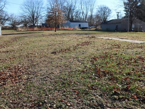 88' X 183.32' Residential Lot : Bunceton : Cooper County : Missouri