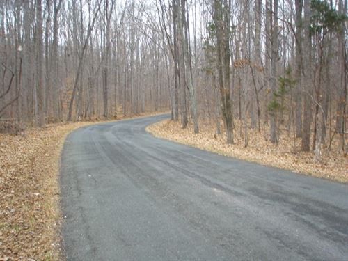Beautiful Building Site : Prospect : Buckingham County : Virginia