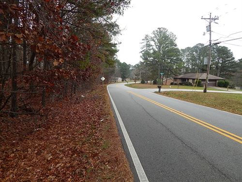 Development Tract, Corner Lot Pot : Conyers : Rockdale County : Georgia