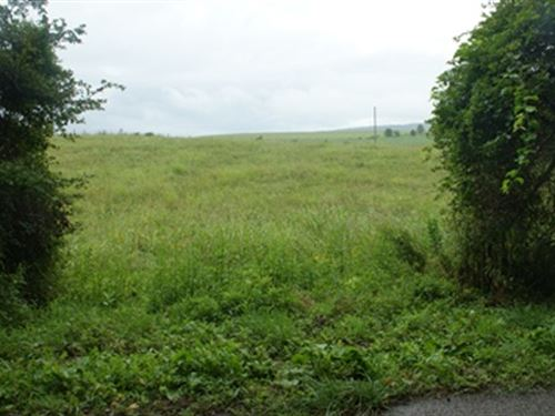 Residential Lot, Owner Finance : Ivanhoe : Wythe County : Virginia
