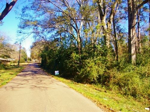1.7 Residential Acres For Sale McCo : McComb : Pike County : Mississippi