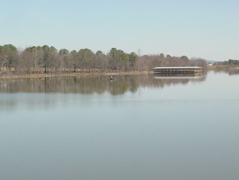 3 1/4 Acres Weiss Lake : Centre : Cherokee County : Alabama