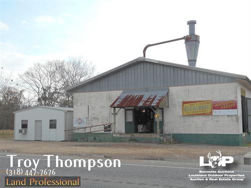 Great Business Opportunity : Marksville : La Salle Parish : Louisiana