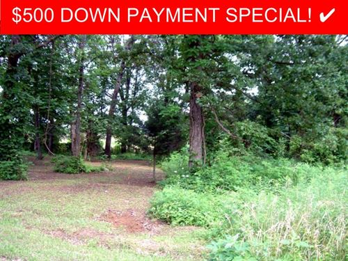 1 Acre Property In The Heart Of The : Pomona : Howell County : Missouri