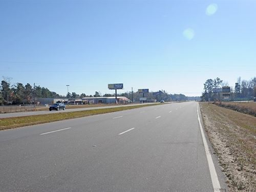 Us Hwy 501 Frontage Acreage : Marion : South Carolina