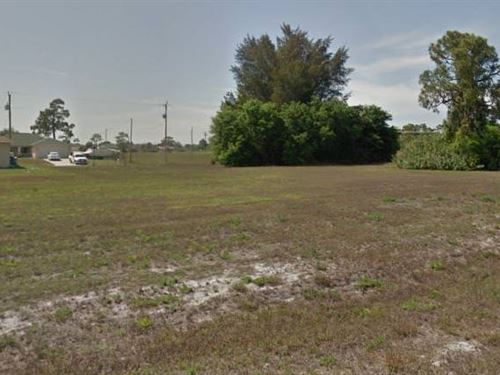 Lee County, Fl $50,000 Neg : Cape Coral : Lee County : Florida
