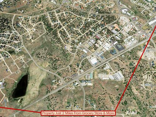 Lot In Pagosa Lakes Community : Pagosa Springs : Archuleta County : Colorado