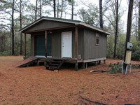 9 Acre Camp In Lumberton, Ms : Lumberton : Lamar County : Mississippi