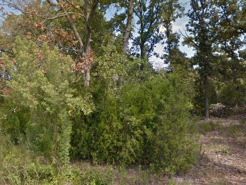 Henderson County, Tx $20,000 Neg : Log Cabin : Henderson County : Texas
