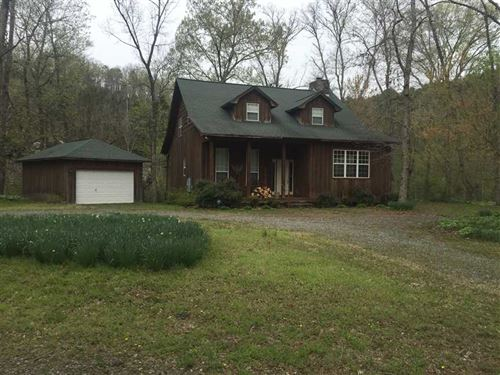 River Front 4 Bedroom Fisherman's : Judsonia : White County : Arkansas