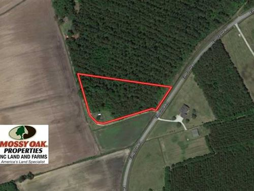 3.5 Acres of Residential And Recre : Kinston : Lenoir County : North Carolina