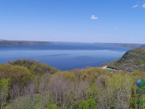 Buildable Lot With View Of River : Eastman : Crawford County : Wisconsin