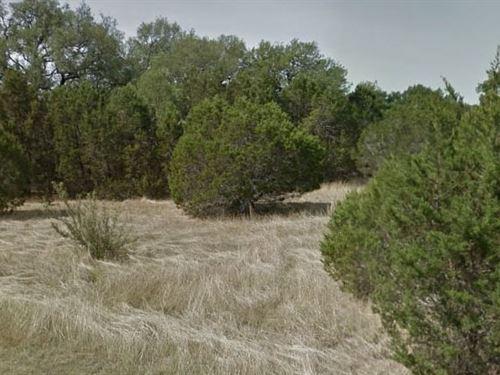 Hays County, Tx $25,000 Neg : Wimberley : Hays County : Texas