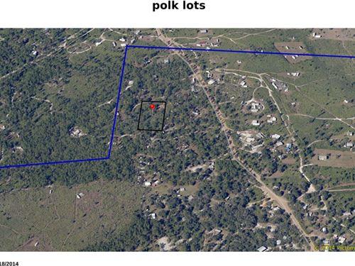 Camp Side Polk Florida : Frostproof : Polk County : Florida