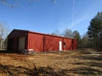 10 Acres With Camp In Leake County : Carthage : Leake County : Mississippi