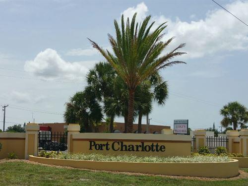 .46 Acres In Port Charlotte, FL : Port Charlotte : Charlotte County : Florida