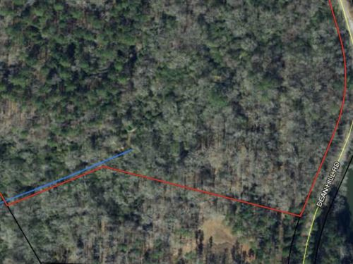 Private 10 Acre Lot In Walton Co : Monroe : Walton County : Georgia