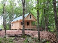 Lewis Base Camp : West Leyden : Lewis County : New York