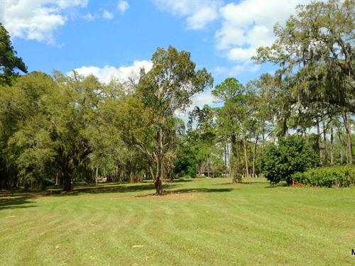 Woodfield Estates - Lot 1 : Ocala : Marion County : Florida