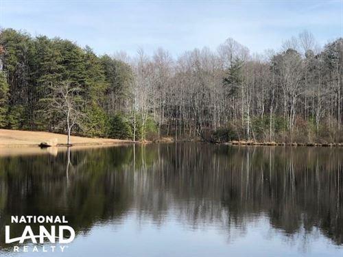 Denada Path, Woodlake Subdivision : Roxboro : Person County : North Carolina