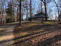 3 Br/2 Ba Home On 4.54 Acres : Cartersville : Bartow County : Georgia