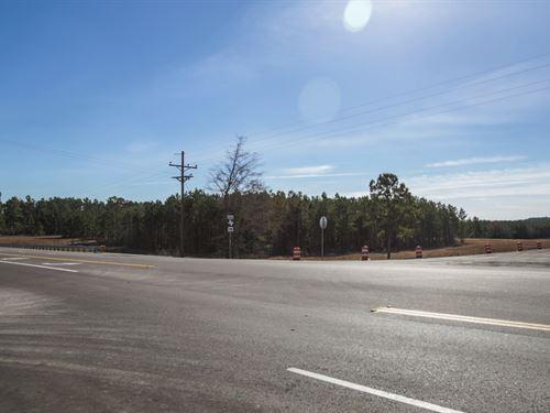 4.09 Ac Hwy 30 & Fm 3179 : Huntsville : Walker County : Texas