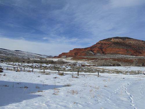 10 Acres On Antelope Ridge, Lander : Lander : Fremont County : Wyoming