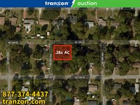 Wooded Residential Lot, Ocala, Fl : Ocala : Marion County : Florida